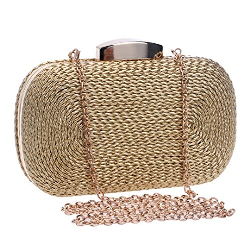 For Designer Handbag Straw Knitted Clutches Mini Sale Weaving Bag Women Party Imitate MANFDGABNGS Purse YM1013 06 Evening zfw67