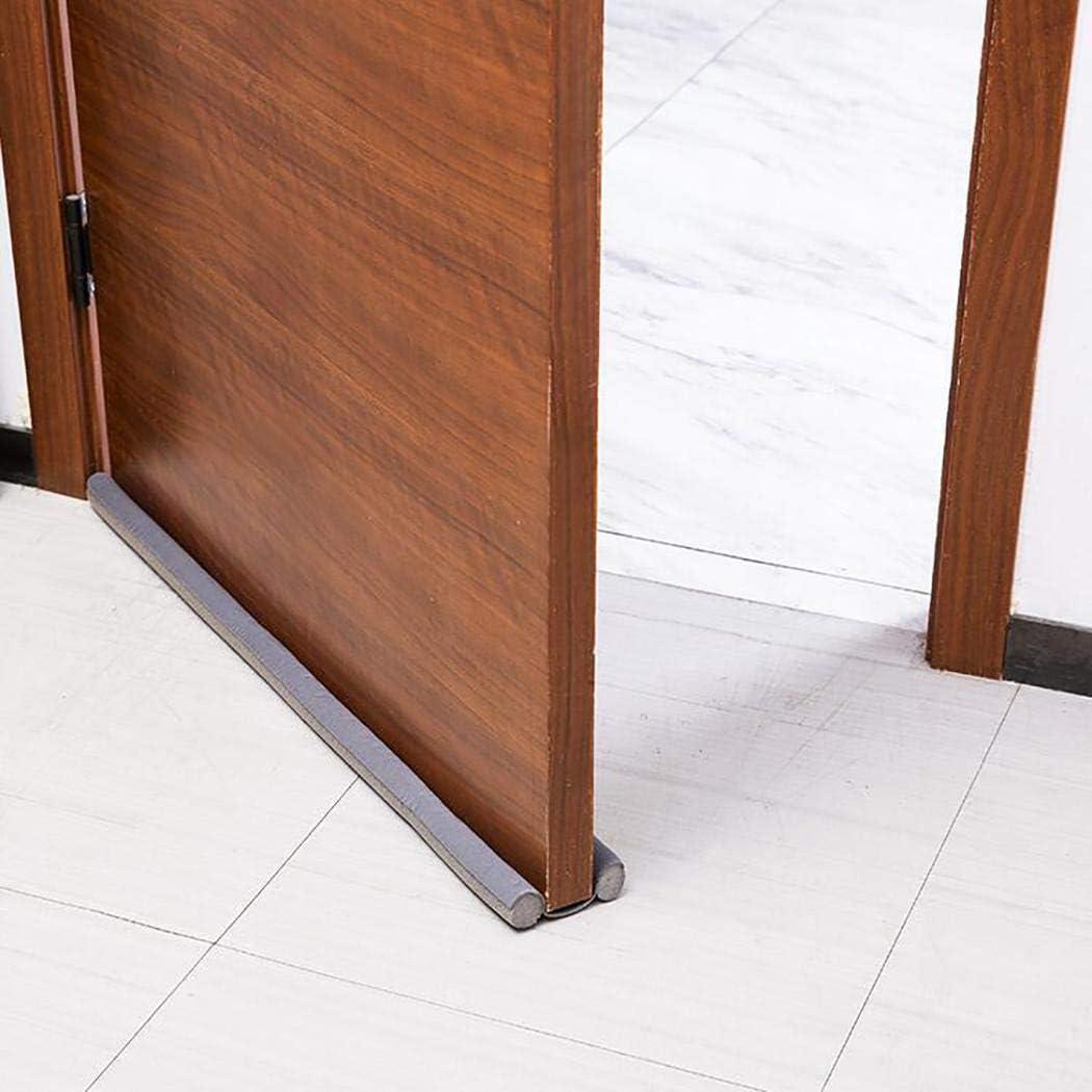 Kindes Bottom Door Draft Stop Seal Gap Blocker Soundproof Door Sweep Doorstops