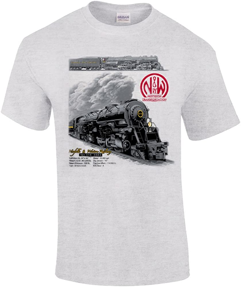 10018 Norfolk and Western 611 Authentic Railroad Sweatshirt