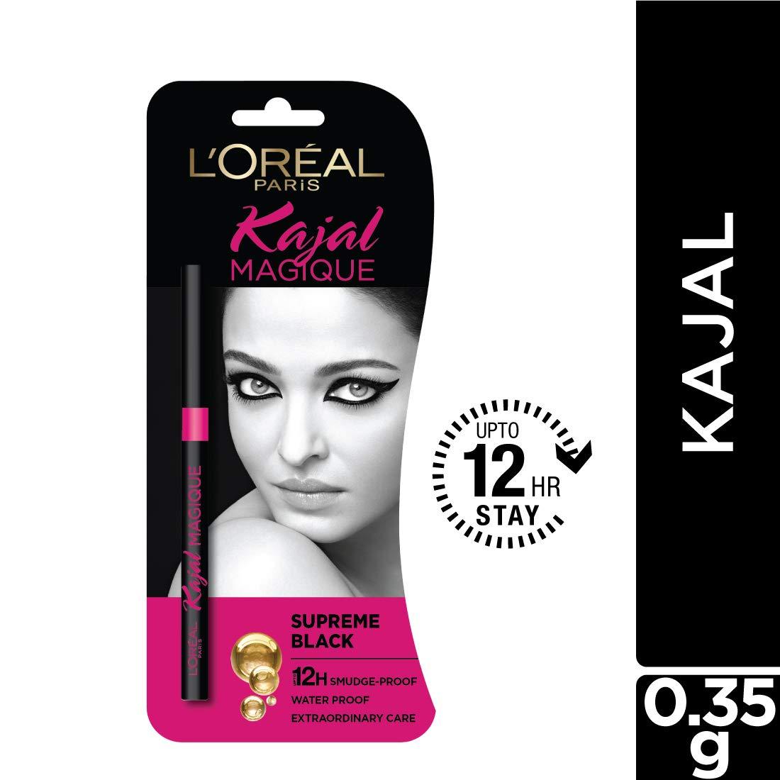 L'oreal Paris Kajal Magique 0,35g (Black)