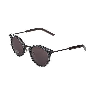 Dior DIOR0196S Y1 TC8 Gafas de sol, Negro (Black Matte ...