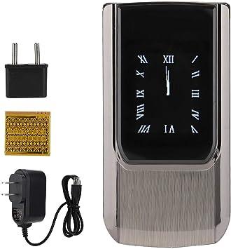 2.6 /1.8inch HD Pantalla Dual Flip Smartphone Multifunción Teclado ...