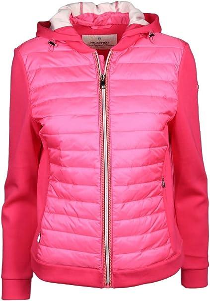 Milestone Jacke rot für Damen | SALE Strandpassage