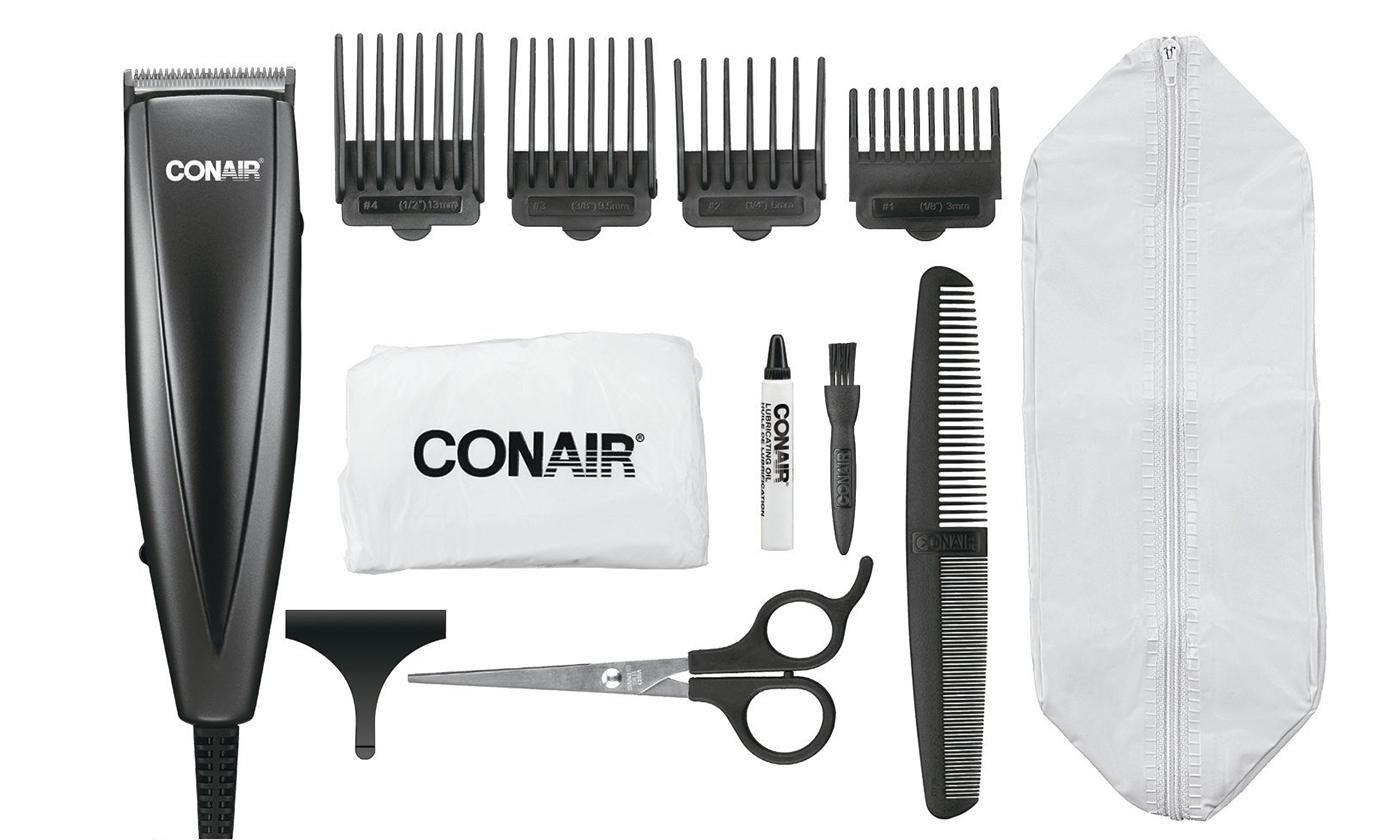 Conair Simple Cut 10-Piece Haircut Kit (10 Piece Kit)