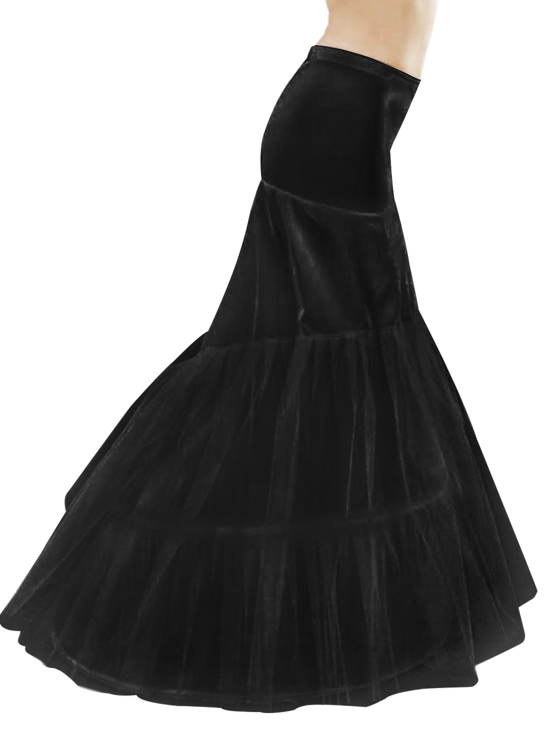 MISSYDRESS Floor-length Dress Gown Slip Mermaid Fishtail Petticoat 3C-56VO-ZWLO