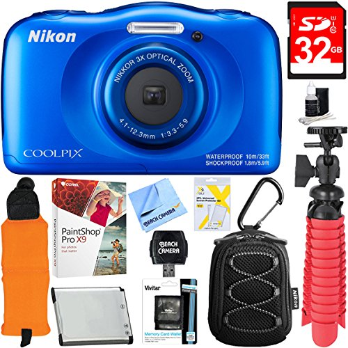 Best Waterproof Shockproof Freezeproof Digital Camera - 4