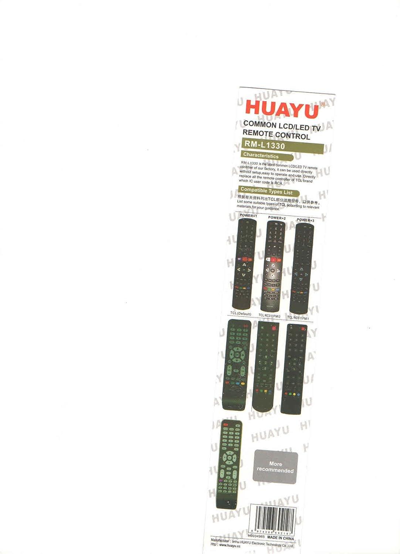 HUAYU RM-L1330 06-5FHW53-A007X 065FHW53A007X Remote Control