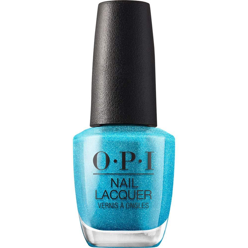 OPI Nail Polish, Nail Lacquer, Blues, 0.5 fl oz