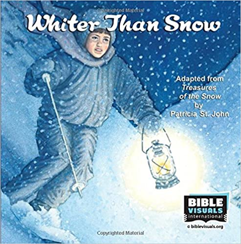 Whiter Than Snow (Adapted from Treasures of the Snow)