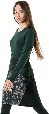 Smash! Luzon Falda básica, Verde (Dark Green), 36 (Tamaño del ...