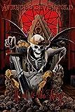 Empireposter - Avenged Sevenfold - Hail to the King - Größe (cm), ca. 61x91,5 - Poster