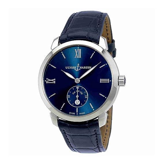 Ulysse Nardin Classico automático Mens Reloj 3203 – 136 ...