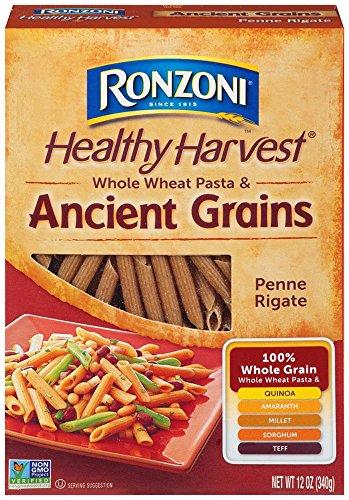 - Ronzoni Healthy Harvest Ancient Grains Penne Rigate, 12-Ounce