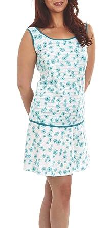 a226e2dc23 Graziella Nachthemd Theodora 90 cm lang Sleepshirt Nachtkleid 9 Gr. 36/38-52 /54 Nachtwäsche 100% BW Zertifiziert: Amazon.de: Bekleidung