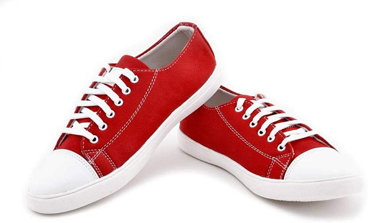 Casual Sneakers   Denim Canvas Shoes
