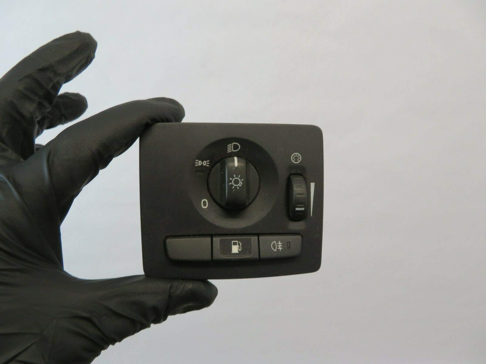 Hiscarpart #3942J Volvo S40 V50 ON Off Headlight Head Light LAMP Control Switch