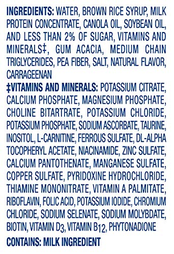 Boost Kid Essentials 1.5 Nutritionally Complete Drink, Vanilla Vortex, 8 Ounce, Pack of 27 by Boost Kids Essentials (Image #4)