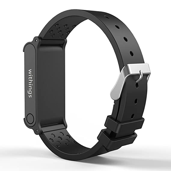 Withings Pulse Ox Band MoKo Soft Silicone Adjustable Replacement Wrist For O2