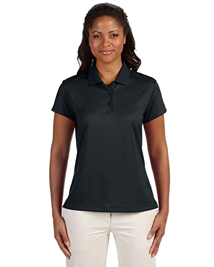 1f6603a669 Adidas Golf A181 Ladies ClimaCool Polo at Amazon Women's Clothing store: