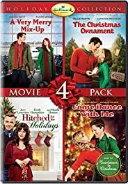 Hallmark Holiday Collection (A Very Merry Mix-Up, The Christmas Ornament, Hitched For the Holidays, Come Dance
