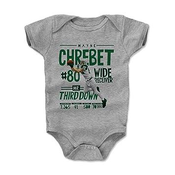 Amazon.com: 500 Nivel de Wayne chrebet Infant & Bebé Onesie ...