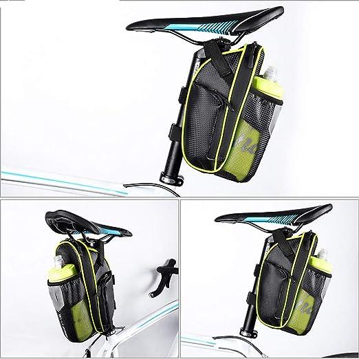 Coeffort MTB Bike Bolsa Trasera Impermeable Accesorios para ...