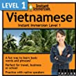 Instant Immersion Level 1 - Vietnamese [Download]
