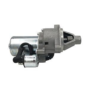 Cancanle Motor de Arranque con solenoide para Honda GX340 GX390 GX420 11HP 13HP 16HP Motor Número de Pieza 31210-ZE3-013/31210-ZE3-023