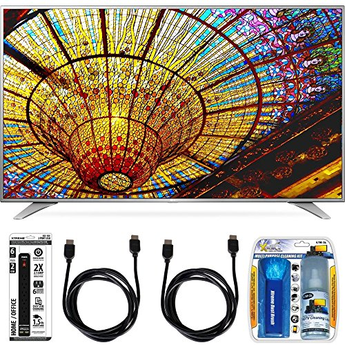 LG-65UH6550-65-Inch-4K-UHD-Smart-TV-w-webOS-30-Accessory-Bundle-includes-Television-Screen-Cleaning-Kit-Power-Strip-with-Dual-USB-Ports-and-2-HDMI-Cables