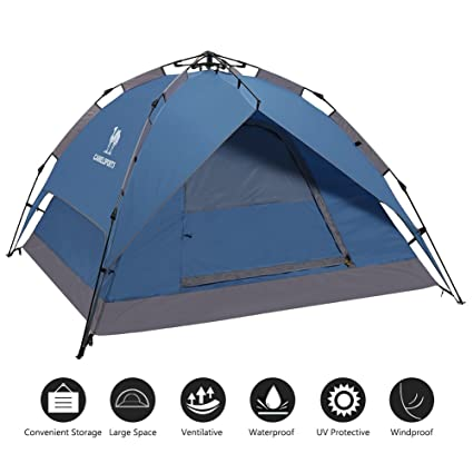 Image Unavailable  sc 1 st  Amazon.com : tents 3 person - afamca.org