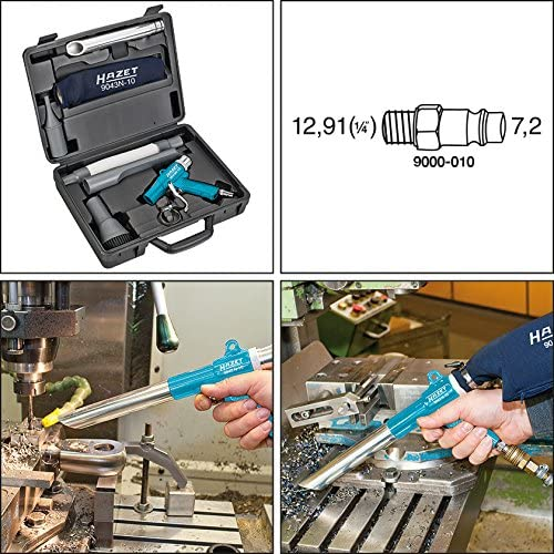 accessoires outils de nettoyage de la poussi/ère compresseur dair pistolet /à air soufflant pistolet /à d/époussi/érage avec 1 buse de soufflage et 2 rallonges de d/ébit dair Pistolet /à air soufflant