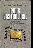img - for Pour l'astrologie, r flexions d'un scientifique book / textbook / text book
