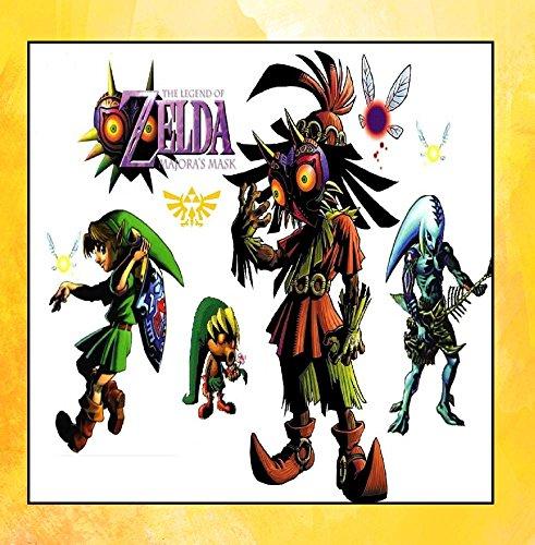 Price comparison product image The Legend of Zelda - Majoras Mask (Mastered) (Select Soundtrack)