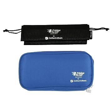 Amazon Com Insulin Cooler Diabetic Medicine Travel Bag Standard
