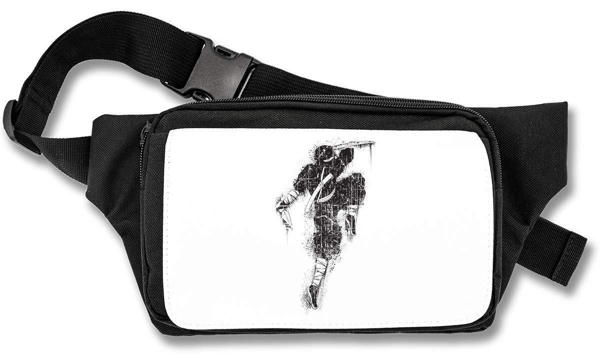 Black Japan Ninja Cangurera: Amazon.es: Equipaje