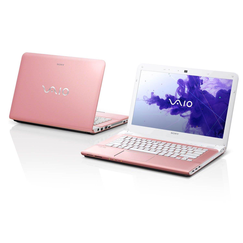 Sony VAIO SVE11115EL - Ordenador portátil (1.7 GHz, AMD E, E2-1800, 2 GB, DDR3-SDRAM, 1333 MHz) Rosa: Amazon.es: Informática