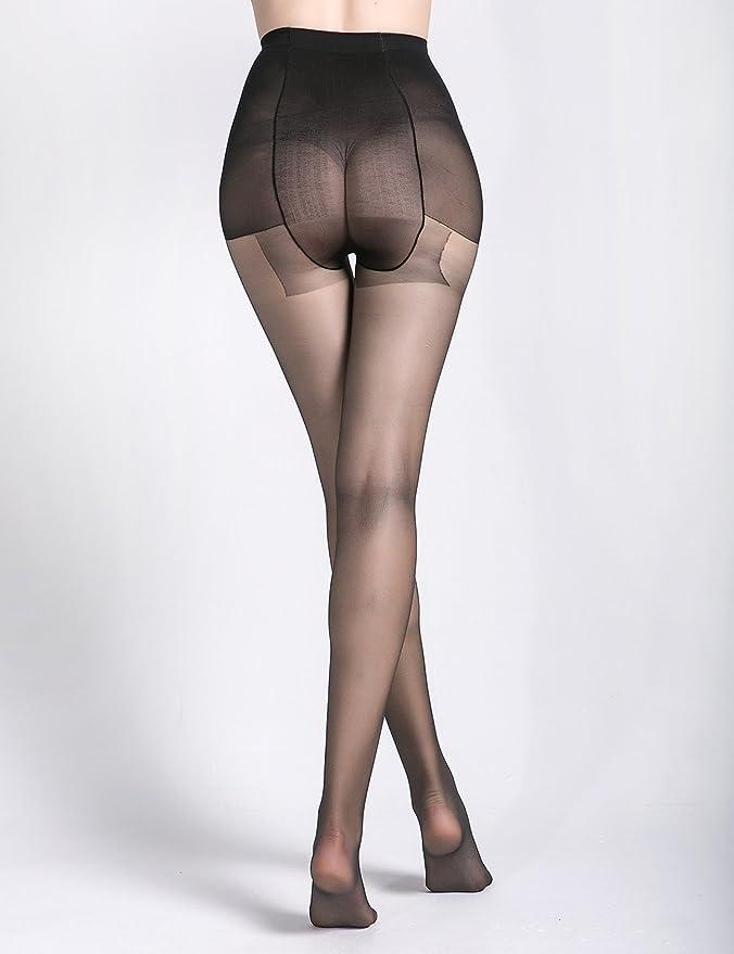 81a387cb5 Women s Super Thin Sheer Pantyhose