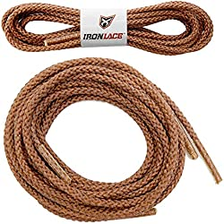 Unbreakable Extra Heavy Duty Round Boot Laces Shoelaces 45""