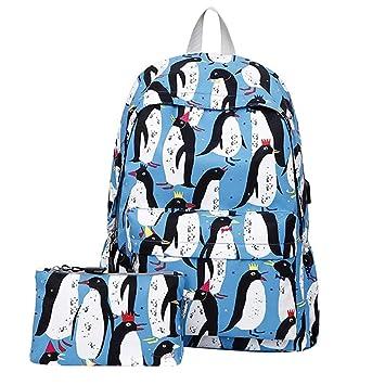 USB mochilas escolares estanca,mochila Imprimir,usb mochilas escolares,Bolsa de viaje,Beatie Mochila de gran capacidad hembra: Amazon.es: Bricolaje y ...
