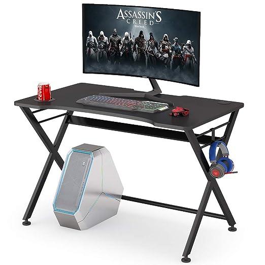 Tribesigns Gaming Desk PC Computer Gaming Desk, Escritorio de ...