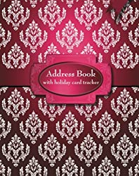 Address Book: with holiday card tracker (Practical Journals and Diaries) (Volume 3)