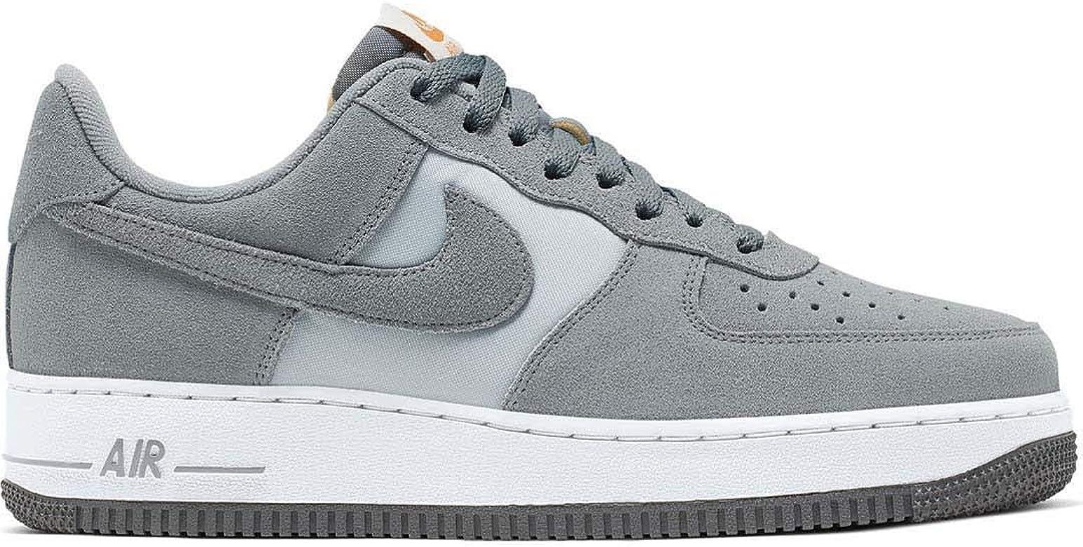 air force 1 gris hombre