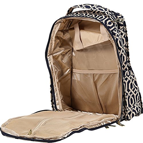ju ju be legacy collection be right back backpack diaper bag jodyshop. Black Bedroom Furniture Sets. Home Design Ideas