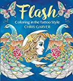 Flash: Coloring in the Tattoo Style