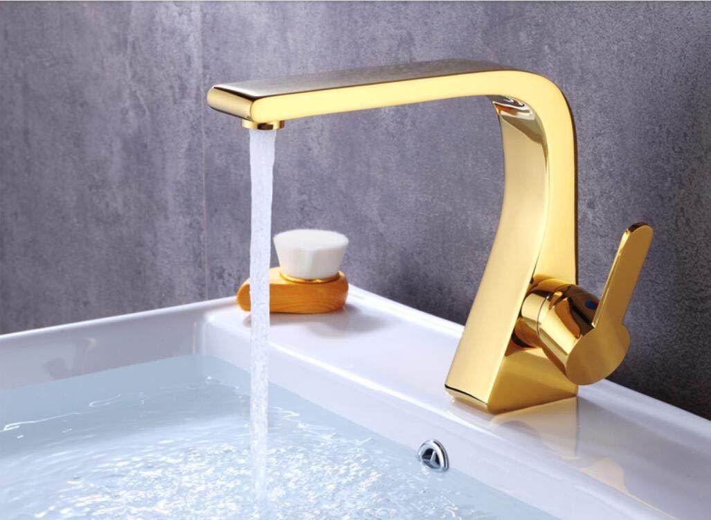 Bathroom Taps Basin Bathroom Hot and Cold Faucet Bathroom Sink Tap Basin Sink Mixer Tap