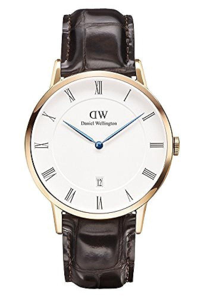 (ダニエルウェリントン) Daniel Wellington 時計 1102DW DAPPER YORK 腕時計 ウォッチ ROSE GOLD [並行輸入品] B015BHOX9U