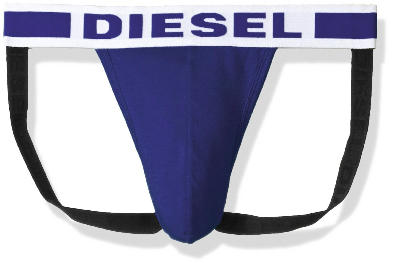 Diesel Mens Standard Jocky Fresh and Bright Jockstrap 00CS740TASP
