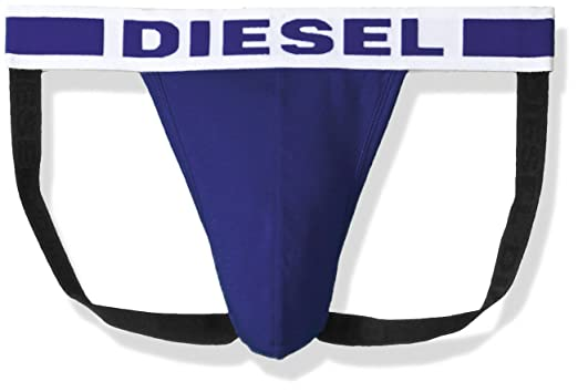 d33a8a60a81313 Amazon.com: Diesel Men's Jocky Fresh and Bright Jockstrap: Clothing