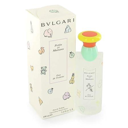 Bvlgari Petits and Mamans Eau de Toilette Spray for Women, 3.4 Fluid Ounce