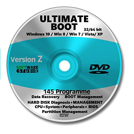 Ultimate Boot   Recovery CD, Windows 10, 8, 7, Vista, XP ✓2018 ... 279d5ad1fe